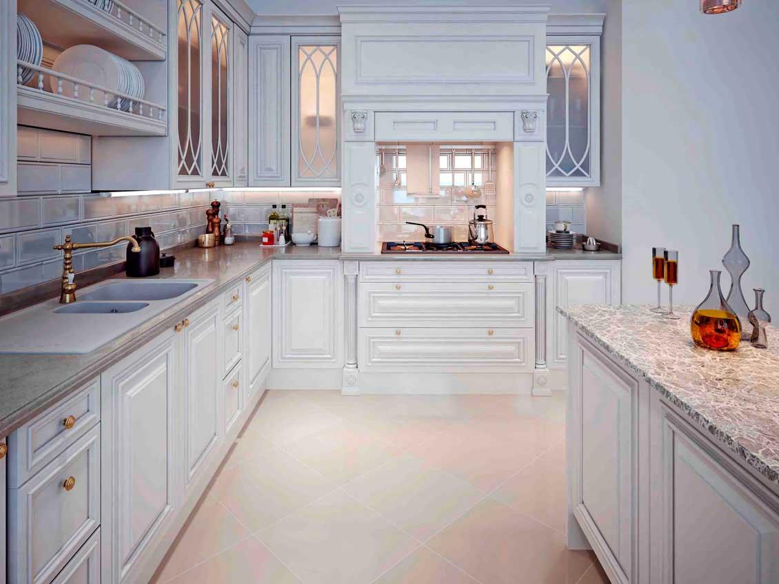 Luksusowe Kuchnie Drewniane Na Wymiar